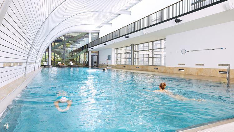 Aspria Berlin Ku'damm Indoor-Pool
