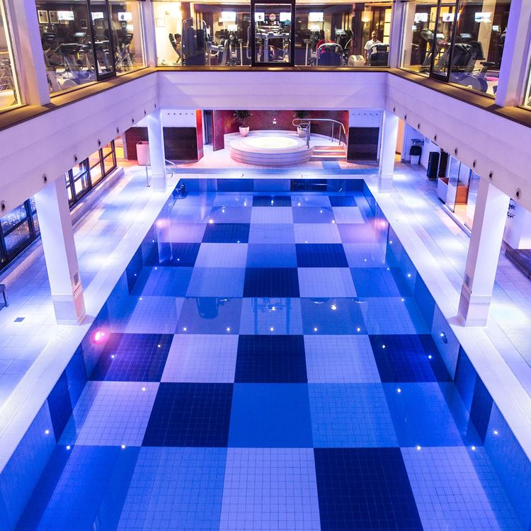 Swimming and Aqua Fitness classes at Aspria Brussels Avenue Louise