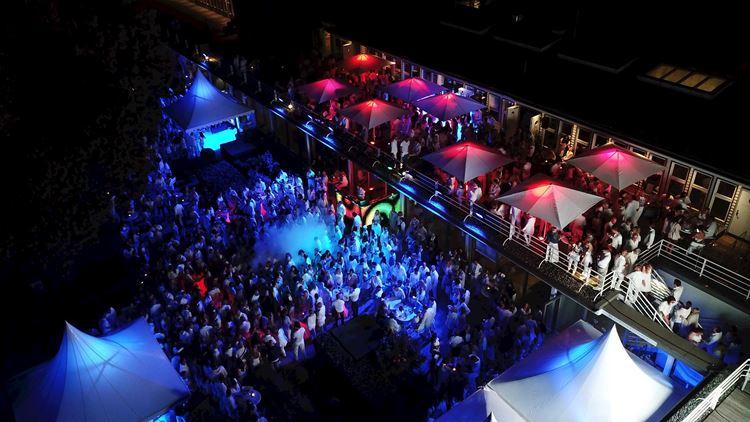Legendäre Partys im Aspria Club Hannover Maschsee