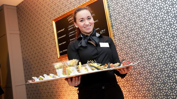 Flying Buffet Restaurant und Catering Aspria Hannover Maschsee