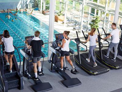 Aspria Hamburg Alstertal - Fitness, Tennis und Gesundheitsclub
