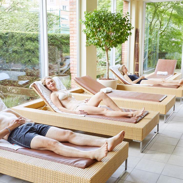 Le Spa d'Aspria Royal La Rasante: Sauna, Hamam et Relaxation