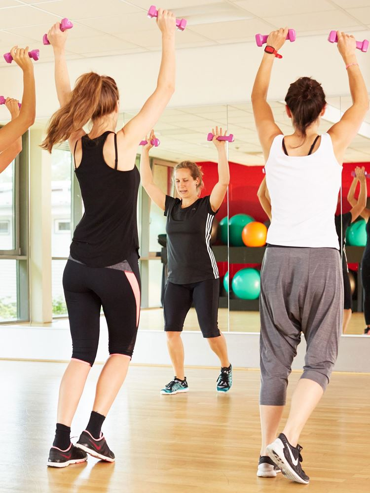 Group Fitness Classes at Aspria Hamburg Uhlenhorst