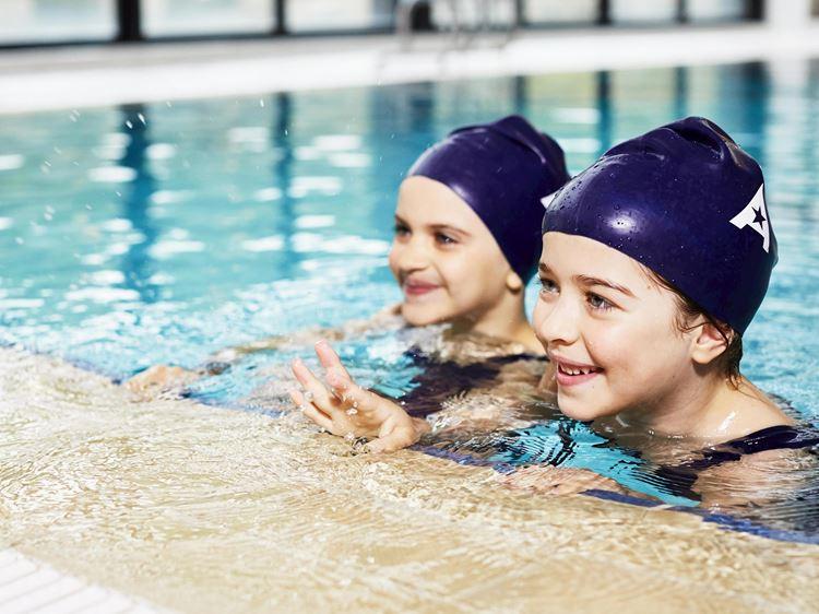 Kids swimming classes at Aspria Hamburg Alstertal