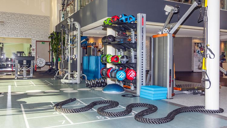 Functional Training at Aspria Alstertal