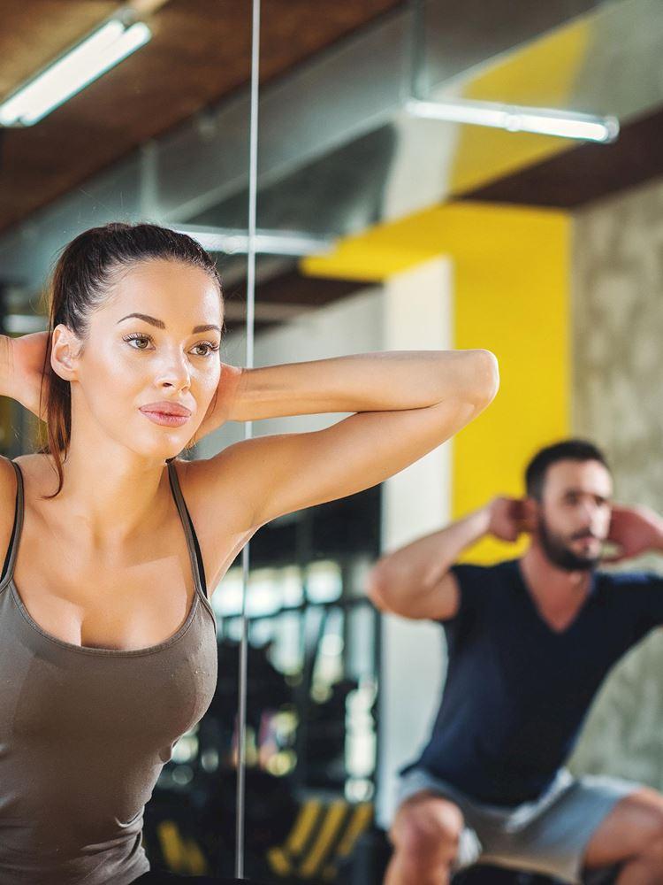 Vielfältige Fitness-Kurse bei Aspria in Hamburg