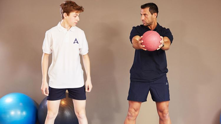 Sports classes for Teenagers at Aspria