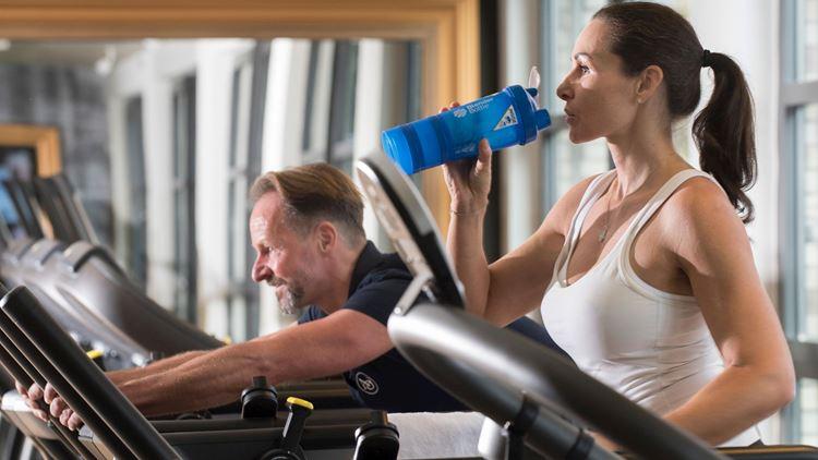 Cardio-Fitness-Training bei Aspria in Berlin