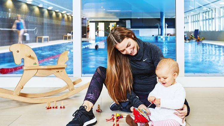Spiel- und Bewegungskurse für Babys und Kleinkinder von 0-2 Jahre