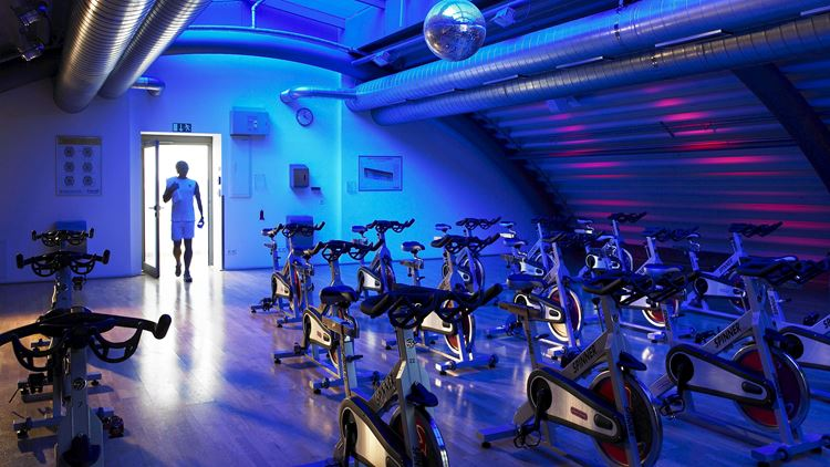 Aspria Berlin Ku'damm Fitness Indoor Cycling