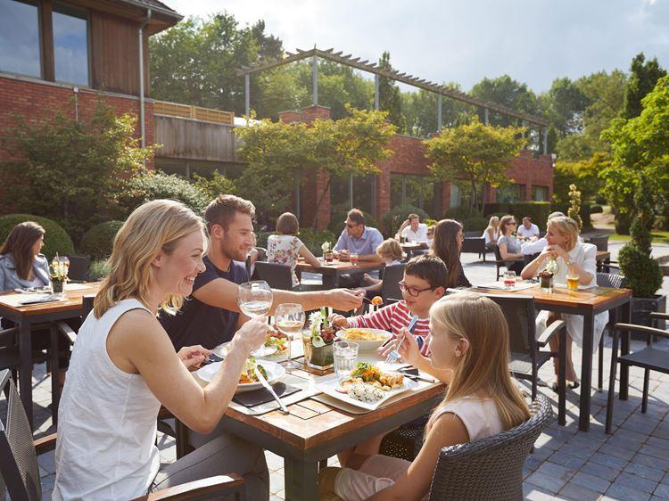 Restaurant Aspria Club Royal La Rasante, Bruxelles