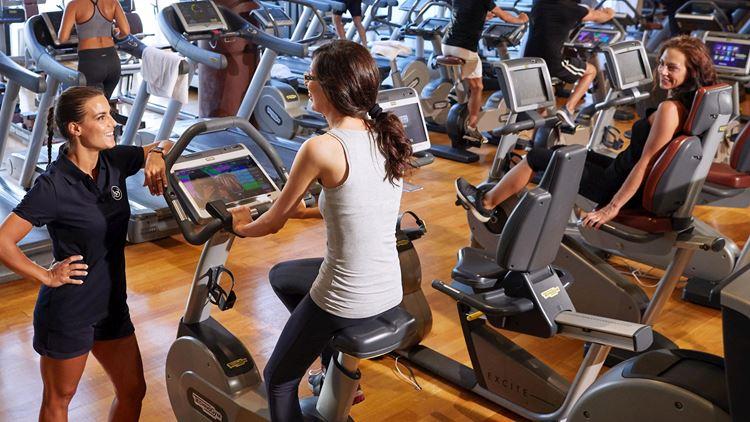 Zone Cardio Aspria Arts-Loi - L'entraînement cardiovasculaire