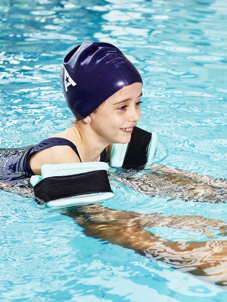 Kinderschwimmkurs bei Aspria in Berlin Charlottenburg