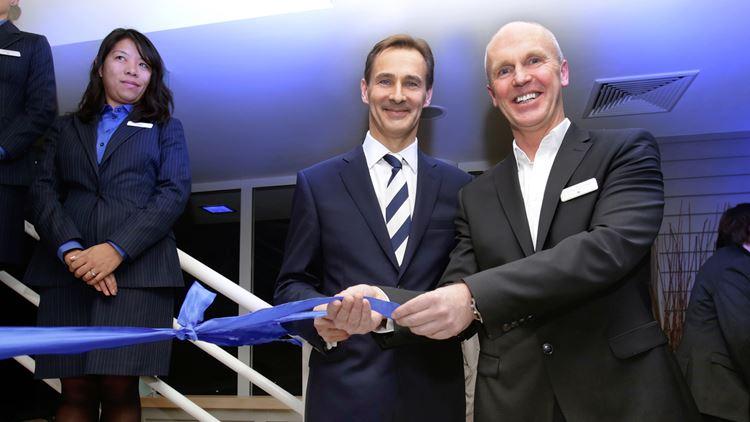Der Aspria Club Hannover feiert Wiedereröffnung