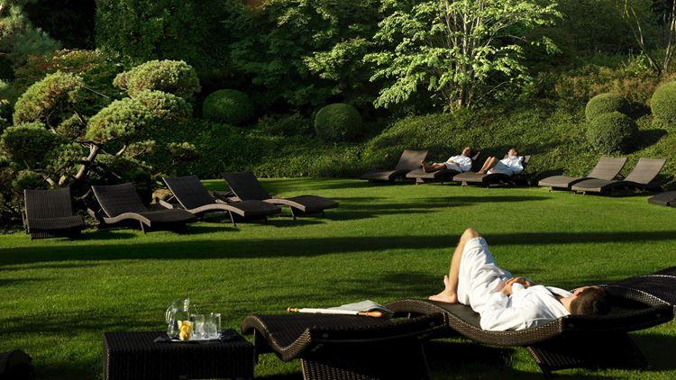 Aspria Royal La Rasante Jardin Spa