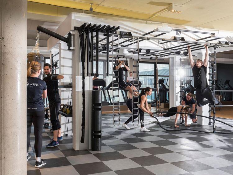 Sport en Welzijn in Aspria Hotels