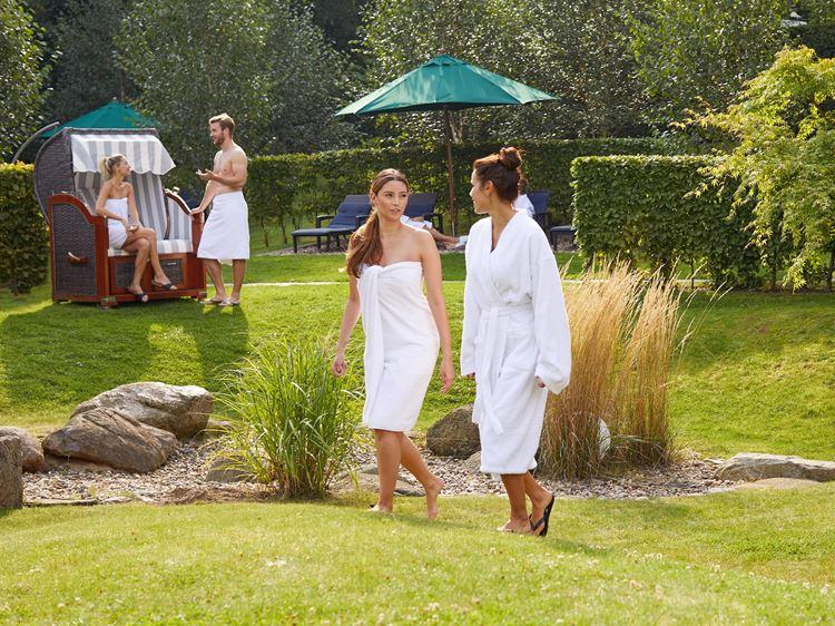 Spa en Sauna. Aspria Wellness Hotels