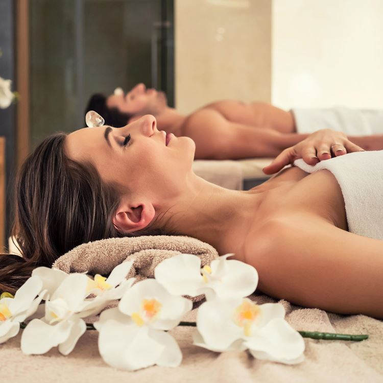 Spa and Wellness Treatment for couples at Royal La Rasante in Brussels