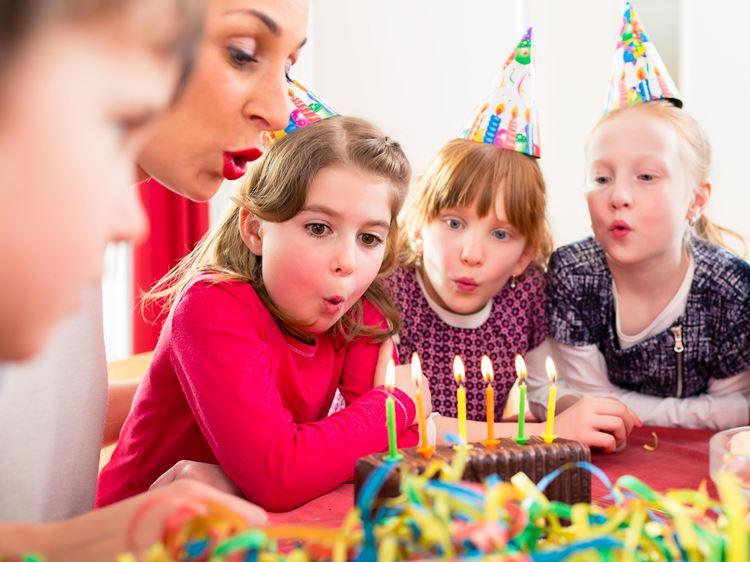 Kindergeburtstag bei Aspria. Themenpartys mit Spaß