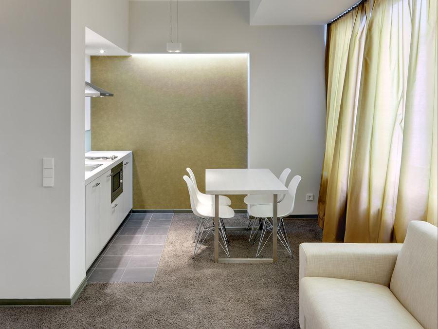 Appartement Aspria Hotel Ku'damm, Berlijn