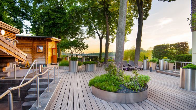 Aspria Hannover Maschsee Spa and Wellness Garden