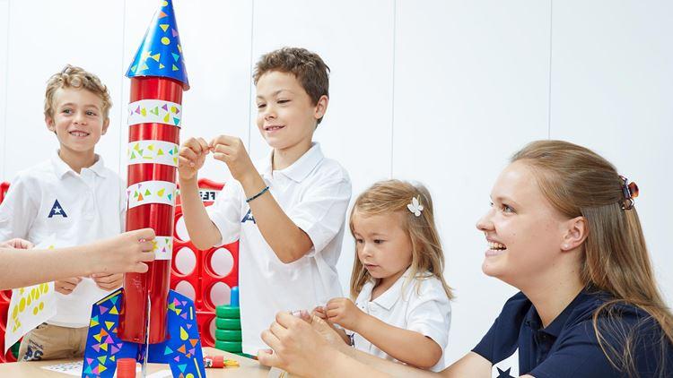 Aspria in Hannover ist der ideale Club für die ganze Familie