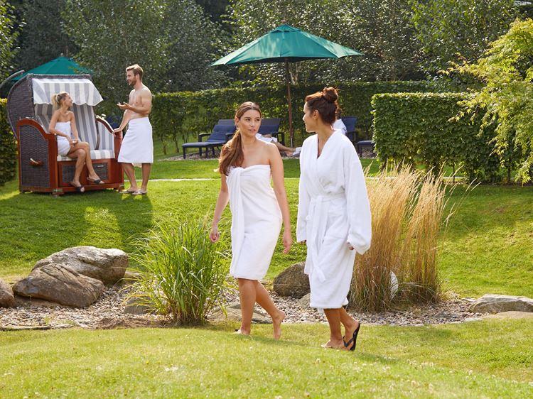 Spa, Wellness und Entspannung in den Aspria Oasen