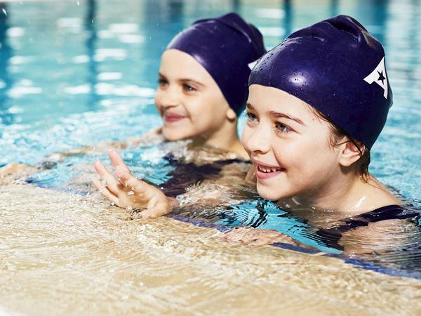 Kinderbetreuung, Kinderschwimmkurse und Feriencamps bei Aspria Berlin Ku'damm