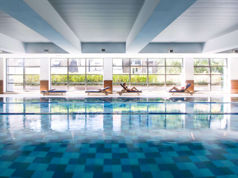 Spa wellness zwembad sauna hammam brussels aspria