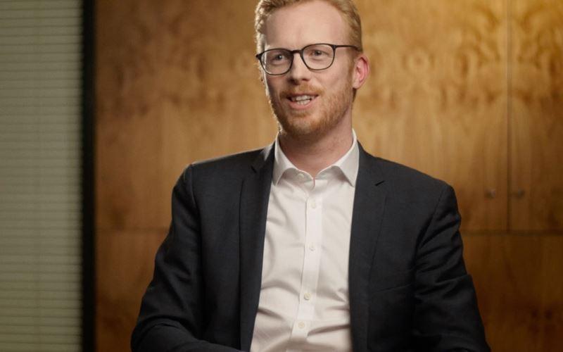 Oliver Patrick bei Aspria Pro