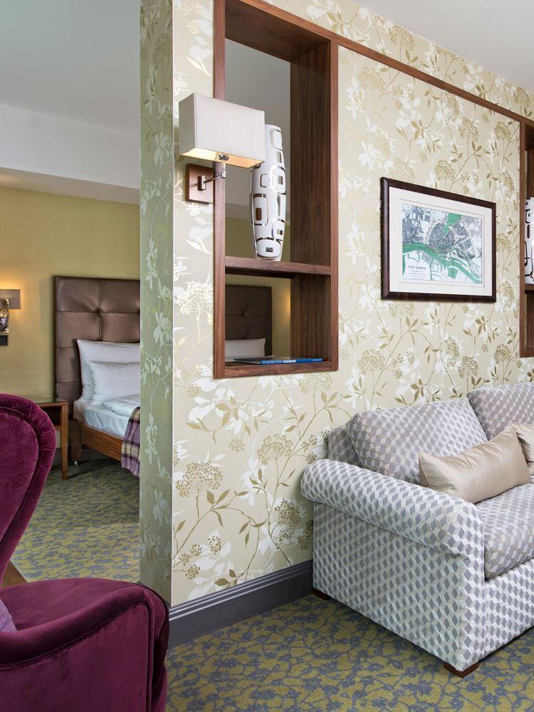 Camera di hotel - Junior Suite - 47 m2