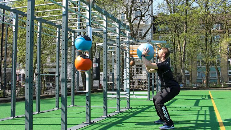 Aspria Hamburg Uhlenhorst Functional Fitness Training