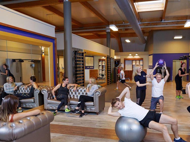 Sport et Fitness à l'Aspria Royal La Rasante, Bruxelles