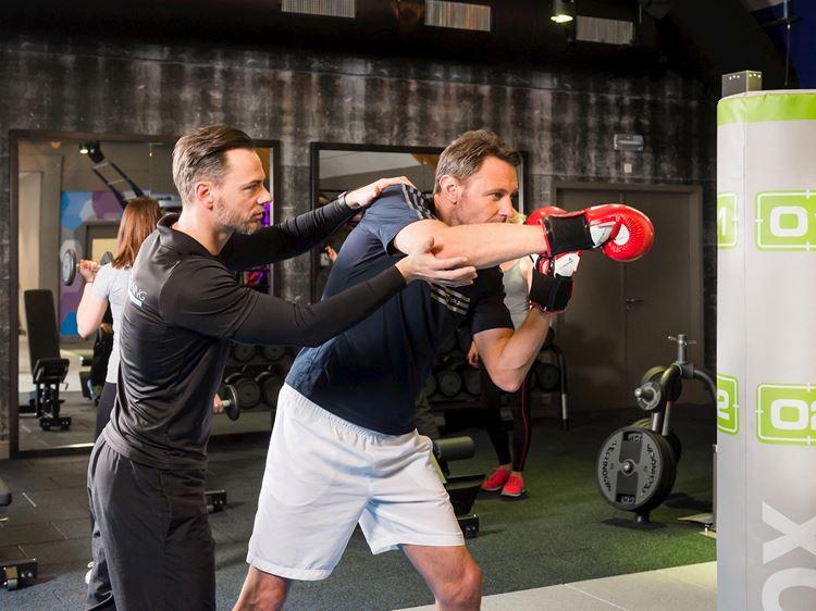 Entraînement personnel - Fitness Training Aspria Arts-Loi