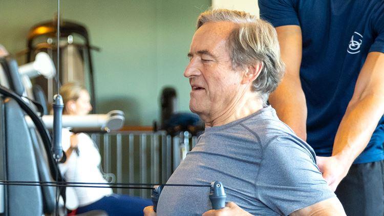 Fitness und Gesundheits-Training bei Aspria