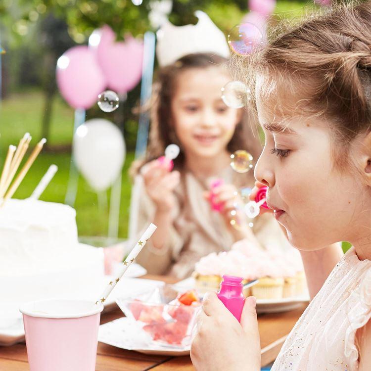 Children's birthday parties at Aspria