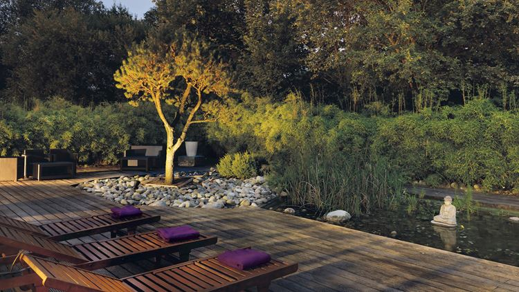 Wellness Spa Hamburg Aspria Massage Sauna More