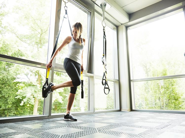 Sport et fitness haut-de-gamme - les clubs Aspria