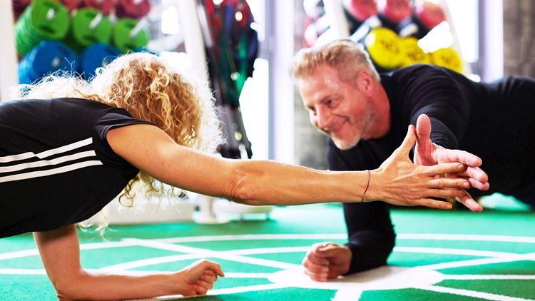 Das Aspria Team besteht aus Experten für Fitness und Wellness