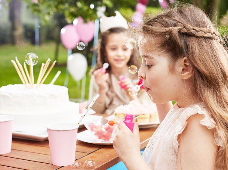 Kindergeburtstag bei Aspria. Viel Spaß für die Kinder und ihre Freunde