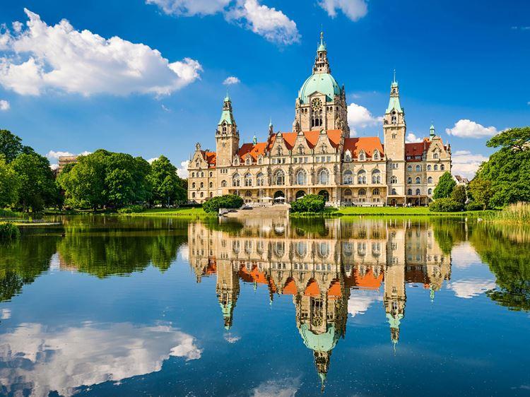 Hannover - Hauptstadt Niedersachsens. Übernachten Sie bei Aspria