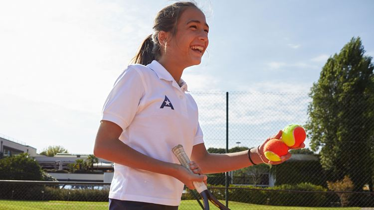 Aspria cours de sport, de tennis et de danse