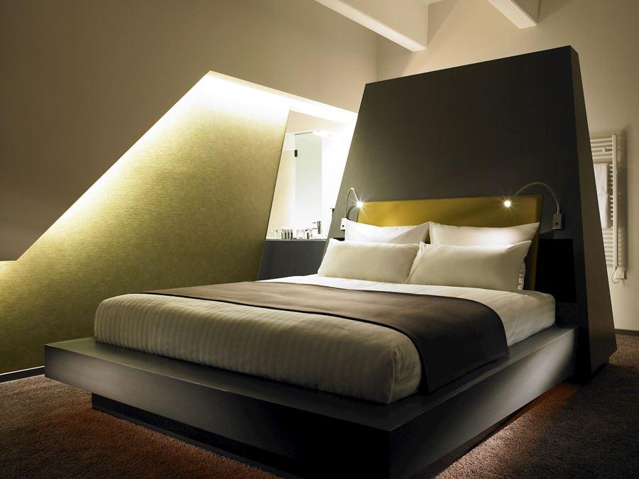 Kind Deluxe Room at Aspria Hotel Berlin Ku'damm