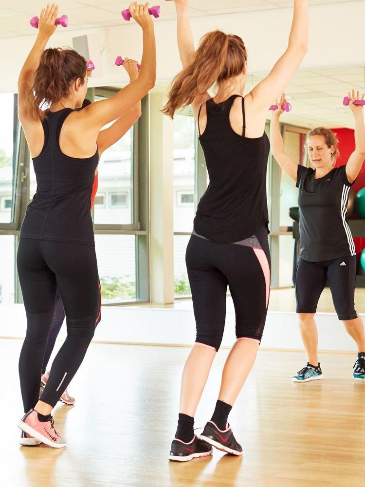 Group Fitness Classes at Aspria Hamburg Alstertal