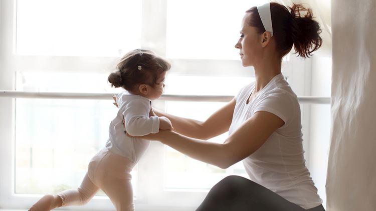 Spiel- und Bewegungskurse für Babys und Kinder bis 2 Jahre