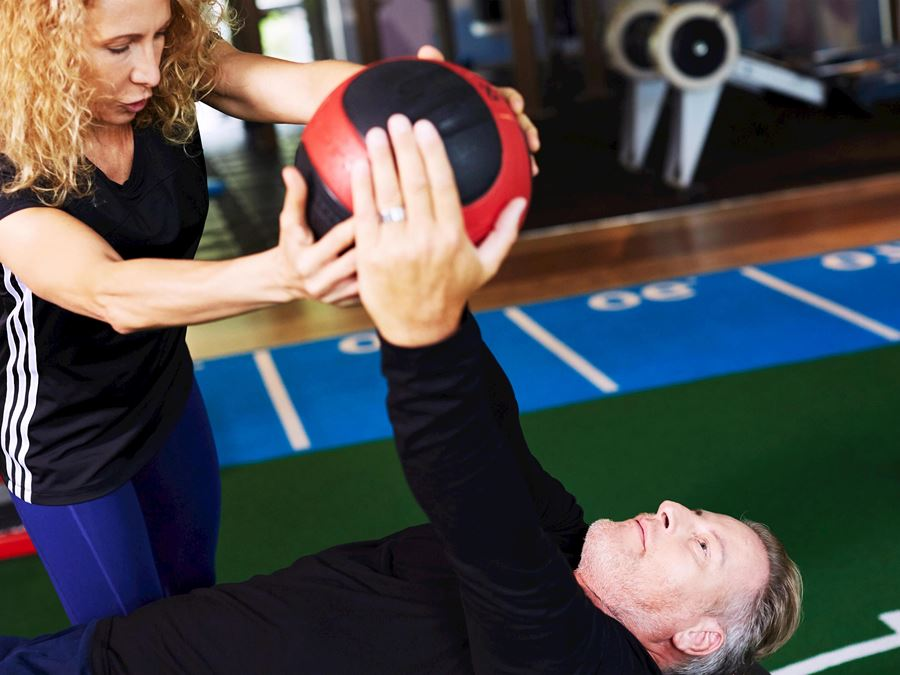 Personal Health Training at Aspria in Hanover
