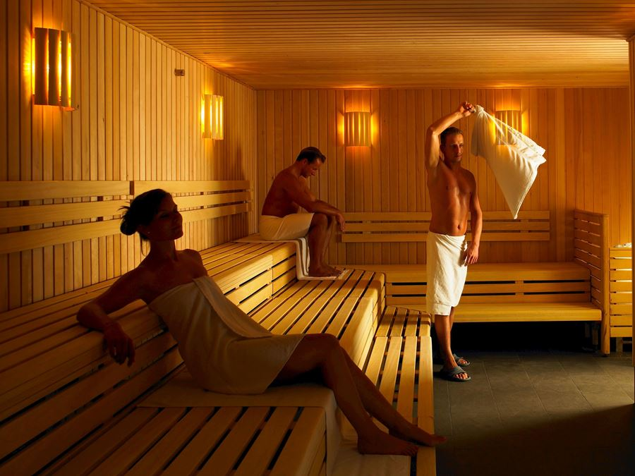 Aspria Club Berlin Ku'damm - Sauna