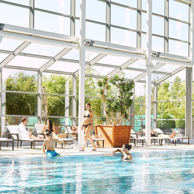 Swimming and Aqua Gym at Aspria Hamburg Alstertal